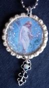 Vintage Bottle Cap Necklace