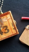 Metal Box Necklace